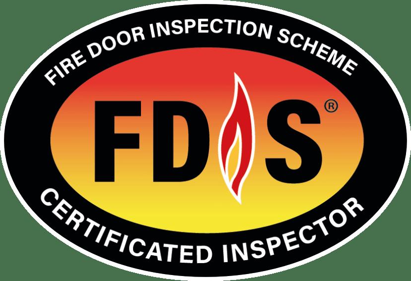 Fire Door Inspection Scheme Certificated Inspector logo