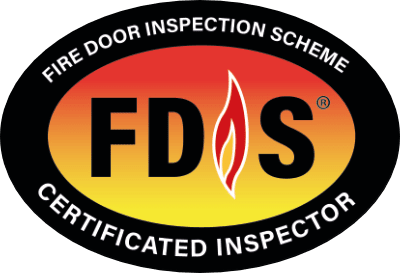 FDIS Certificated Fire Door Inspector logo